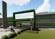 Fotos: conheça o projeto do Hospital Ortopédico da Bahia que será construído no Stiep