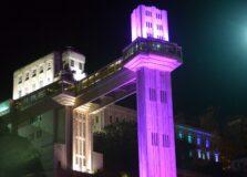 Monumentos vão reforçar o Outubro Rosa em Salvador