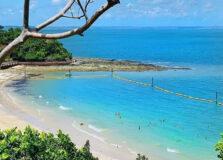Salvador inicia processo para obter Bandeira Azul em três praias