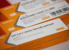 CoronaVac tem eficácia de 78% em testes feitos no Brasil