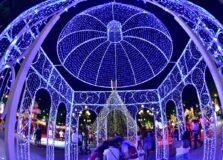 Decoração de Natal de Salvador será inaugurada na próxima terça-feira (1º)