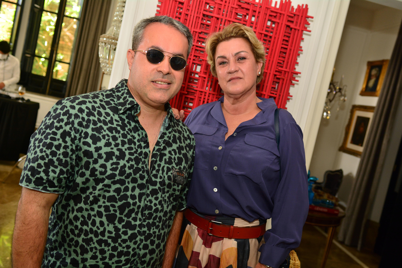 Ginno Larry e Isabel Ventura