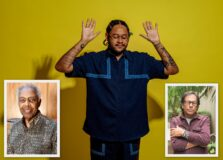 Natura Musical promove live com Gilberto Gil, Emicida e Ailton Krenak