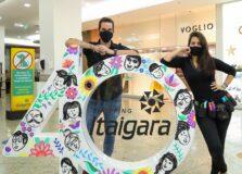 Comemoração marcou os 40 anos do Shopping Itaigara