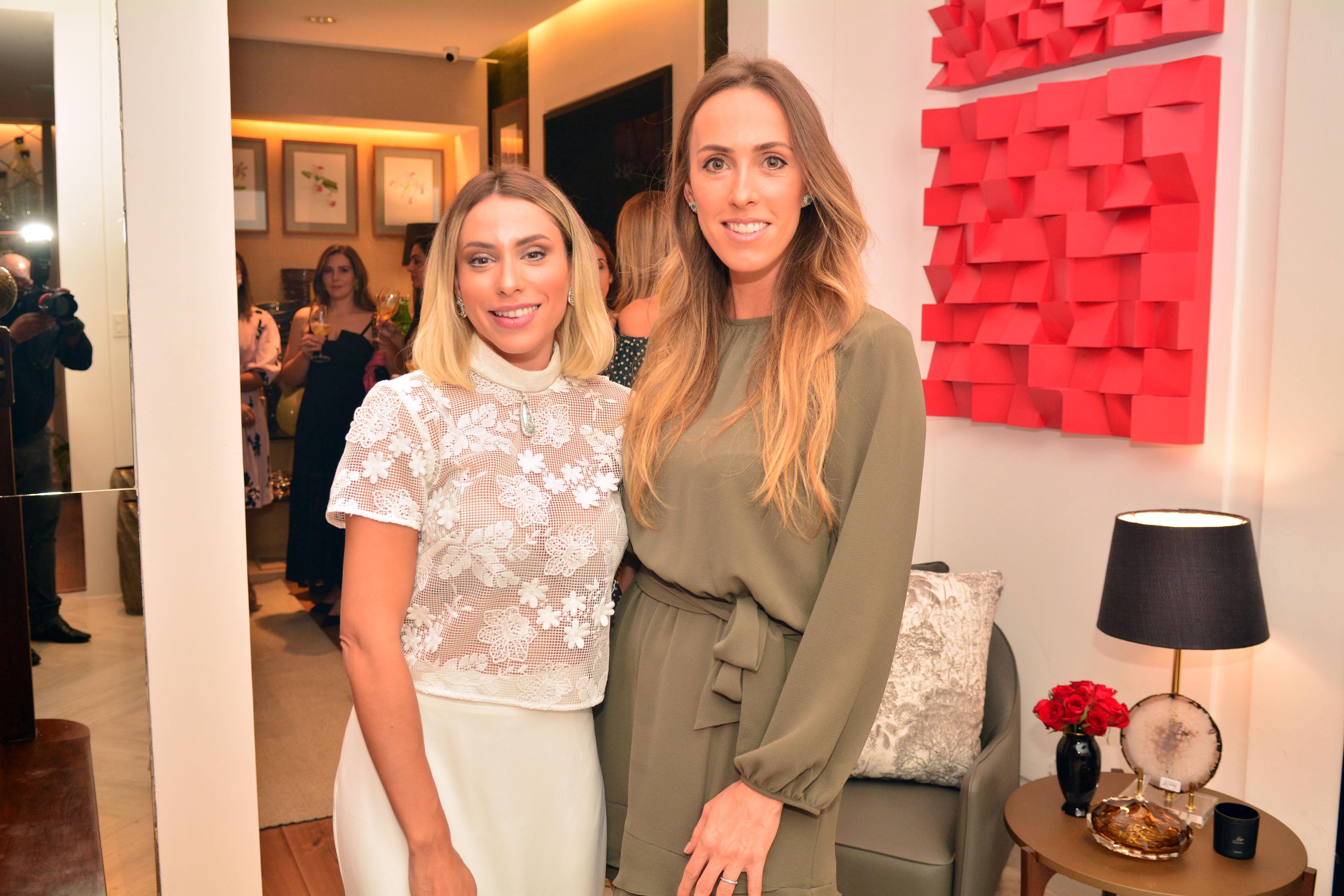 Juliana Aragão e Ana Terra Well