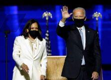 Saiba como será a posse de Joe Biden e Kamala Harris, hoje (20), nos EUA