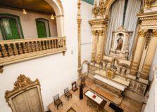 Imagem de Senhor do Bonfim terá parada na Casa Pia de São Joaquim