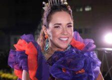 """Live """"Carnaval da Rainha"""" com Daniela Mercury"""