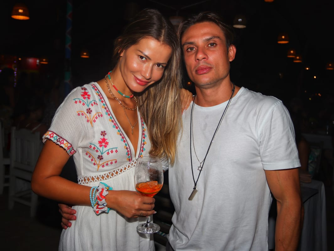 Juliana Delbone e Ferreira André