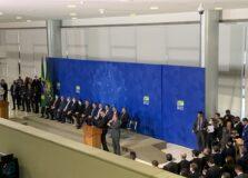 Vídeo: Começa a cerimônia de posse do novo Ministro da Cidadania