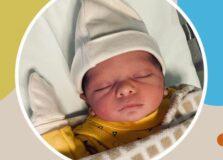 Baby boom! Nasceu Bento, filho de Camila Lucas e Bruno Brandão