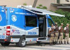 Polícia Militar agirá contra aglomerações no toque de recolher