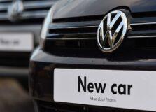Vendas de veículos registraram queda em fevereiro